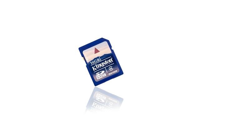 16GB SD card