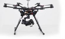 Drone DJI S900 prêt à voler