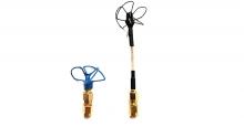 Cloverleaf antennas (pair)
