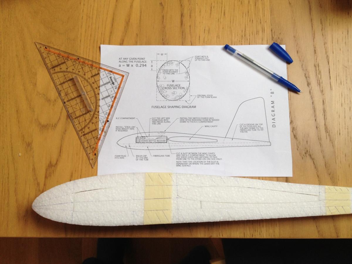 ncfm m60 aile volante page 2 planeurs forum rc tech. Black Bedroom Furniture Sets. Home Design Ideas